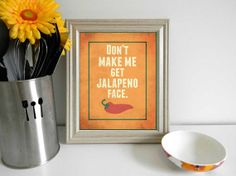 Funny Kitchen Art Cooking Print Quote 8 x 10 on Etsy, $16.00