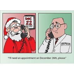 christmas chiropractic quotes - Google Search