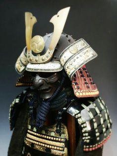 Kabuto or Japanese armour.
