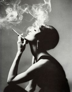 Anne St. Marie photographed by Milton Greene in New York, 1960.
