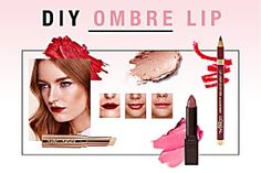 Think the ombre lip is just for those with perfectly formed pouts? Think again! Learn how to nail it no matter your lip shape