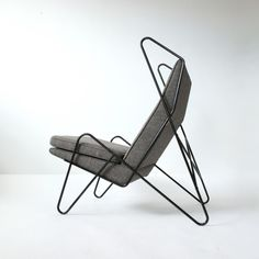 "Snake Ranch | designandwhatnot:   ""Series Z lounge chair"" - by..."