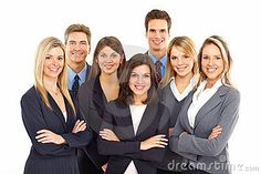 Business people by Kurhan, via Dreamstime