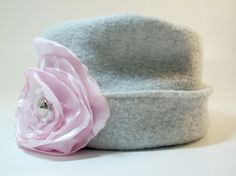 Fleece baby hat
