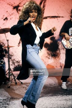 Paris, France, , Tina Turner singer.