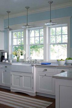 Beautiful Coastal Designer Kitchens