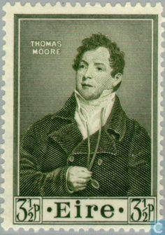 1952 Ireland - Moore, Thomas