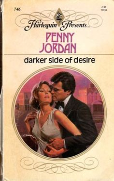 Darker Side Of Desire by Penny Jordan, November Harlequin edition, Paperback in English Used Books, Books To Read, My Books, Romance Novel Covers, Romance Books, Harlequin Romance Novels, Vintage Romance, Fiction Books, Betrayal