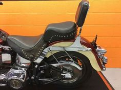 Used 1989 Harley-Davidson FLSTC - Heritage Softail Classic Motorcycles For Sale in Pennsylvania,PA. 1989 Harley-Davidson FLSTC - Heritage Softail Classic, <br><br /> <br /> This well maintained Heritage Softail Classic features:<br><br>* Chrome headlight, passing lamp and front turn signal visors<br>* Chrome front and rear axle nut covers<br>* Custom grips<br>* Custom shift pegs<br>* Custom passenger pegs<br>* Chrome toolbox<br>* Custom spark plug wires<br>* S&S high flow air cleaner<br…