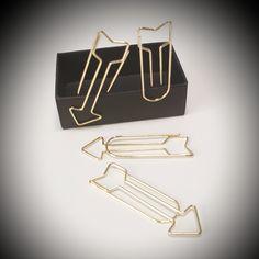 Paperclip Pfeil Arrow Clips, Paper Clip, Filofax, Clothes Hanger, Bobby Pins, Arrow, Hair Accessories, Coat Hanger, Hangers