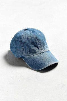 Slide View: 1: UO Curved Brim Baseball Hat