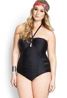 9d6ea642d6ae9 SEVEN One-Piece Plus Size Bathing Suits to Covet