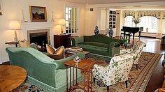 Nový dům Michaela Douglase a Catherine Zety Jonesové na venkově