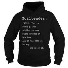 Goaltender  Hockey  0816