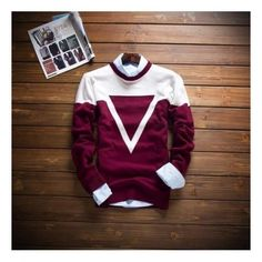 India's Fashion Discovery Platform driven by community Stylish Mens Outfits, Stylish Shirts, Cool Outfits, Casual Outfits, Mens Fashion Sweaters, Men Sweater, Street Outfit, Sweatshirts Online, Suit Fashion