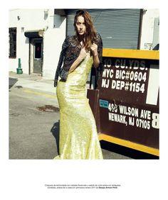 Alana Zimmer for Bazaar Spain by Nagi Sakai