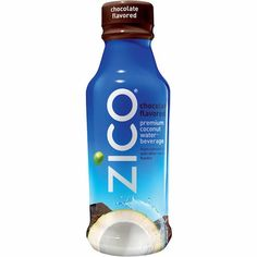 Free Zico Coconut Chocolate Flavored Water!