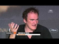 Cannes 2014 - QUENTIN TARANTINO : The press conference - YouTube
