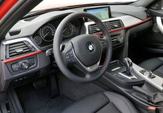 2012 BMW 3-Series Interior