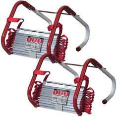 Kidde 2 Story Escape Ladder (2-Pack per Case)-468093 - The Home Depot