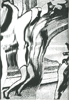 Created directly by Polke : format photocopied and manipulated individually, pulled from the machine by the hand Graphic Design Posters, Graphic Art, Pop Art, George Grosz, Max Ernst, Collage, Glitch Art, To Infinity And Beyond, Arte Pop