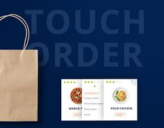 "Check out new work on my @Behance portfolio: ""TouchOrder- Restaurant card application"" http://be.net/gallery/32851979/TouchOrder-Restaurant-card-application"