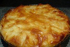 - E - macedonian food Bread Recipes, Cake Recipes, Dessert Recipes, Cooking Recipes, Desserts, Bosnian Recipes, Croatian Recipes, Pizza Pastry, Macedonian Food