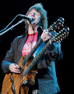 Richie Sambora....my man....harlem rain.....undiscovered soul....who i am.....made in america......so many classi hard rock blues!!