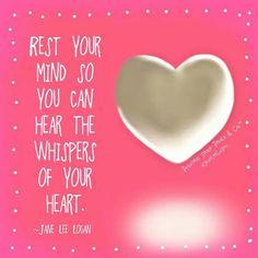 ♥Listen To Ur Heart♥