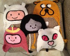 Adventure Time Knitting Patterns : 1000+ images about crochet ~ knitting ~ needlework on Pinterest Crochet hat...