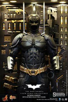 Batman armamento