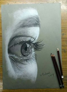 Pencil Portrait Mastery - Eye drawing: - Discover The Secrets Of Drawing Realistic Pencil Portraits