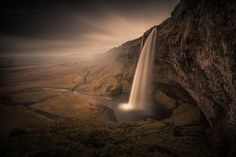. : Rohan : . - http://www.martin-pfister-photography.de/ As a fan of the Lord of the Rings story the landscape around the Seljalandsfoss reminded me to the vast grassy plains of Rohan...  Many thanks to Lisa Bettany for the selection!