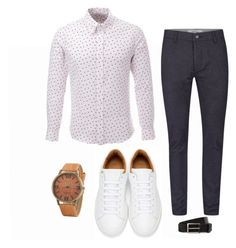 """""""set one."""" by ssbrandon on Polyvore featuring Topman, Marc Jacobs, Lanvin, men's fashion and menswear"""