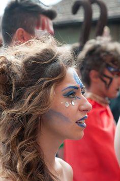 58° edizione della Festa dell'Uva - Sfilata dei carri allegorici 2015