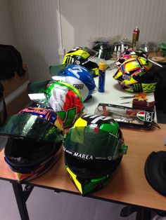 AGV Pista GP from our champs