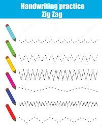 Resultado de imagen para caligrafia para niños de preescolar
