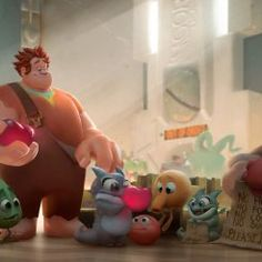 Dive into the art of Ryan Lang, visual Development Artist at Walt Disney Feature Animation Studios in Burbank, including concept art for Wreck It Ralph and