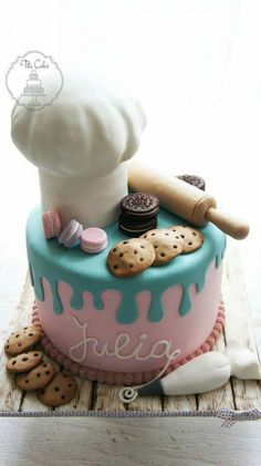 My birthday cake .. Maybe !!
