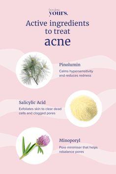 skin care tip Clean Beauty, Beauty Skin, Health And Beauty, Hair Beauty, Skin Tips, Skin Care Tips, How To Exfoliate Skin, How To Get Rid Of Acne, Homemade Skin Care