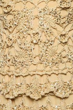 Vestido Crochet Nomadic Areia - Vanessa Montoro - vanessamontoro …