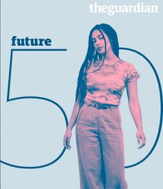 JORJA SMITH FEATURED IN THE GUARDIAN'S FUTURE 50.      STYLED BY ME