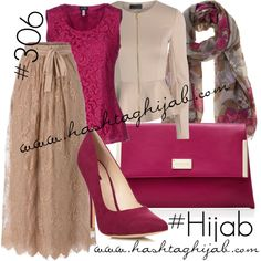 Hashtag Hijab Outfit #306,