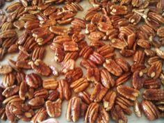 Paleo candied pecans