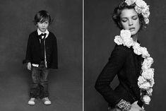 The Little Black Jacket, 2 ways, via Honestly WTF