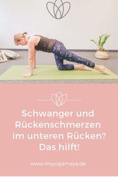 3 yoga exercises for back pain in the lower back – Yogamaya – Newborn Baby Massage Yoga Fitness, Physical Fitness, Back Pain Exercises, Yoga Exercises, Fitness Exercises, Baby Massage, Sanftes Yoga, Yoga Handstand, Maya