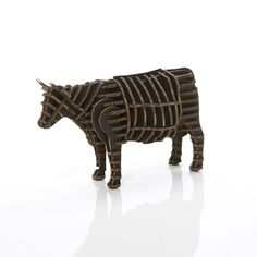Cardboard Animal Kit, Cow