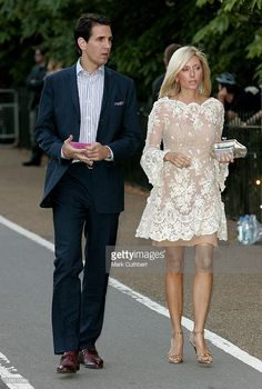 Crown Prince Pavlos and Crown Princess Marie-Chantal of Greece