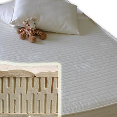 The heart of the Crib Foam Mattress is the core of Firm Natural foam (aka latex) that provides that perfect feel for a newborn baby. Surrounded with quilted layers of wool and encased in an organic cotton fabric, this mattress is extremely Latex Mattress, Crib Mattress, Natural Latex, Natural Rubber, Baby Registry, Organic Baby, Sustainable Living, Childcare, Cribs