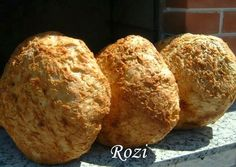 Rozi erdélyi,székely konyhája: Pityókás, kemencében sült házi kenyér
